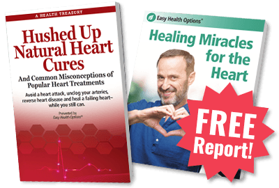 Buy Hushed Up Natural Heart Cures!