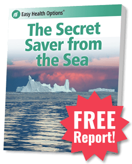 FREE Report: The Secret Saver From the Sea